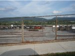 Norfolk Southern Engines At Altoona